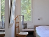 חדר שינה. נוף.