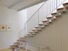 מדרגות קלות, עץ וברזל