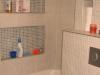 נישות פונקציונליות באמבטיית ילדים